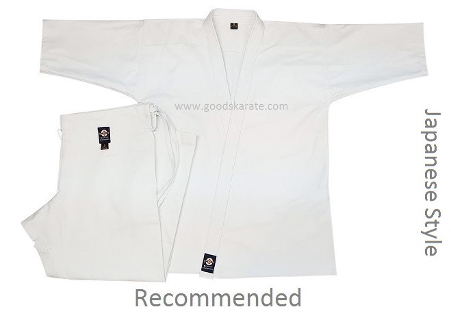 Full Contact Karate Gi