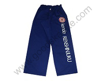 Custom Embroided Trousers